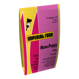 Imperial food mum & puppy 20 kg