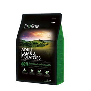 Profine Adult Lamb & Potatoes 3 kg