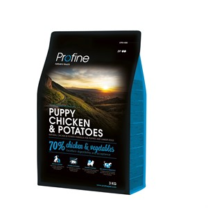 Profine Puppy Chicken & Potatoes 3 kg