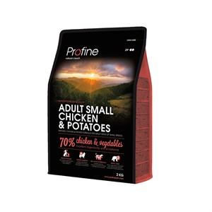 Profine Adult Small Breed Chicken & Potatoes 2kg