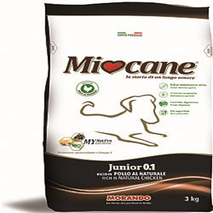 MIOCANE Junior chicken 0.1 3kg