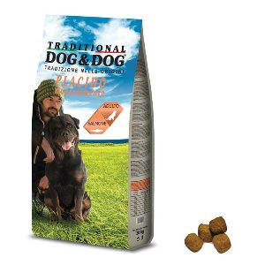 DOG&DOG PLACIDO MAINTENANCE SALMON 20KG