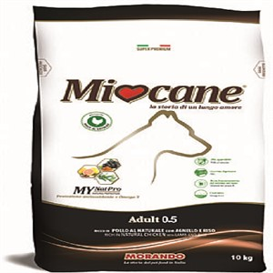 MIOCANE Adult lamb & rice 10κg