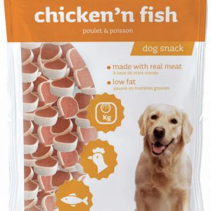 Les Filous Chicken n Fish 100g