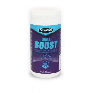 Pet Natura Oral Boost 50 ταμπλέτες 60gr