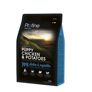 Profine Dog Puppy Chicken & Potatoes 3Kgr