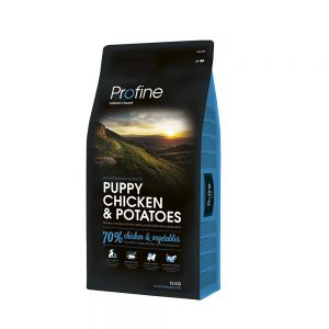 Profine Dog Puppy Chicken & Potatoes 15Kgr
