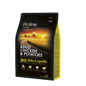 Profine Dog Adult Chicken & Potatoes 3Kgr