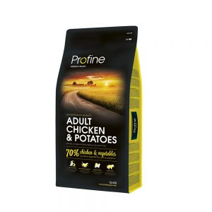 Profine Dog Adult Chicken & Potatoes 15Kgr