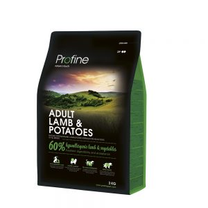Profine Dog Adult Lamb & Potatoes 3Kgr