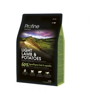Profine Dog Light Lamb & Potatoes 3Kgr