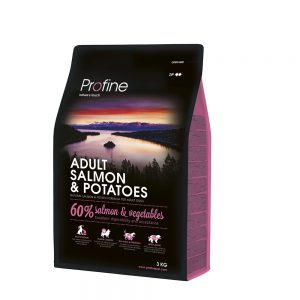 Profine Dog Adult Salmon & Potatoes 3Kgr
