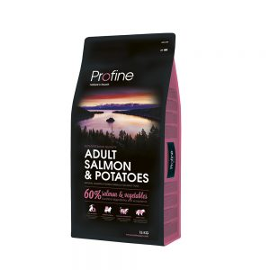 Profine Dog Adult Salmon & Potatoes 15Kgr