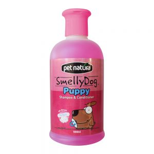 Smelly Dog Shampoo Plus Conditioner Puppy Puppy 500ml