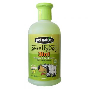 Smelly Dog Shampoo Plus Conditioner 3in1 500ml
