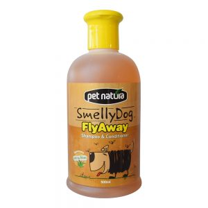 Smelly Dog Shampoo Plus Conditioner FlyAway Fly Away 500ml