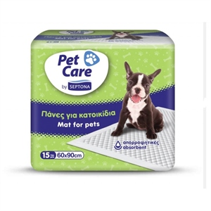 ΠΑΝΕΣ SEPTONA PET CARE 60 x 90 -15pcs