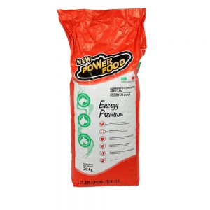 NEW POWER FOOD ENERGY 20KG