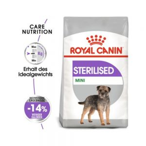 Royal Canin CCN Sterilised Mini 1kg