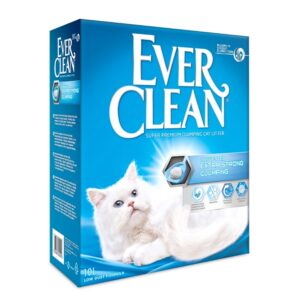 Extra Strong Clumping Cat Litter Unscented