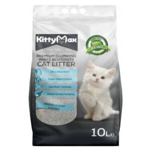 KITTY MAX Marseille Soap Scented 10L