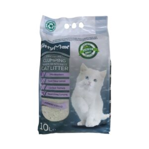 KITTY MAX Lavender Scented 10L